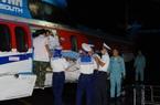 Bay cấp cứu xuyên đêm cứu bệnh nhân tắc mật từ Trường Sa