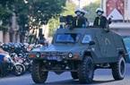 ẢNH: Các lực lượng trấn áp tội phạm của Công an TP.HCM