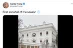 Ivanka Trump chia sẻ ảnh hiếm bên trong Nhà Trắng hé lộ điều sắp diễn ra