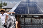Sản xuất nông nghiệp khai thác điện mặt trời