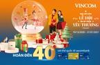 Nhiều ưu đãi cho chủ thẻ quốc tế Sacombank vào Giáng sinh và năm mới