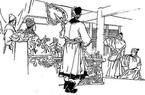 Ông tổ của 2 dòng chúa Trịnh và Nguyễn chết thảm bởi miếng dưa hấu