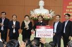Agribank ủng hộ 5 tỷ đồng khắc phục hậu quả lũ lụt tại huyện Phước Sơn tỉnh Quảng Nam