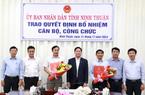 Ninh Thuận có tân Chánh văn phòng UBND tỉnh