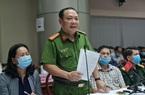 """""""Sếp công an"""" Đồng Nai bảo kê xe ba gác: Xử lý cả lãnh đạo nếu sai"""
