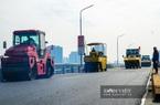 Cầu Thăng Long vận hành khai thác trở lại vào ngày nào?
