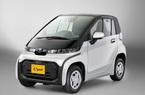 Toyota ra mắt xe điện cỡ nhỏ có 2 chỗ ngồi tại Nhật Bản