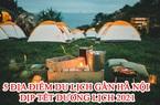 5 địa điểm du lịch gần Hà Nội dịp Tết dương lịch 2021