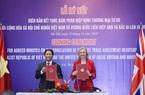 Việt Nam - Anh chính thức ký kết Hiệp định thương mại tự do