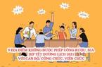 9 địa điểm cán bộ công chức, viên chức không được uống rượu, bia dịp tết Dương lịch 2021