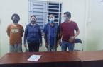 An Giang: Bắt giữ 4 đối tượng nhập cảnh trái phép từ Campuchia