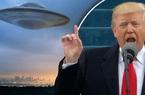 Trump biết bí mật về người ngoài hành tinh, sẽ tiết lộ với công chúng khi rời Nhà Trắng?
