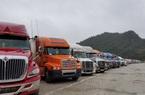 """Chưa có hợp đồng mua bán, gần 500 xe hàng vẫn """"nằm chờ"""" tại cửa khẩu Lạng Sơn"""