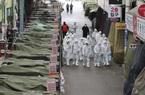 Sắc đỏ bao trùm chứng khoán Châu Á khi số ca nhiễm virus corona tại Hàn Quốc vượt mốc 1.000