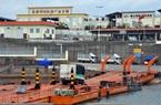 Trung Quốc kéo dài thêm 2 giờ thông quan qua cầu phao Km3+4 Móng Cái