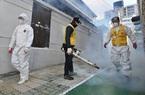 Chứng khoán Châu Á chìm sâu khi số ca nhiễm virus corona tại Hàn Quốc vượt mốc 2.000