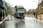 60 xe hàng đã được thông quan qua cửa khẩu Hữu Nghị