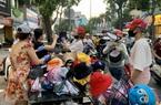 Người Sài thành đổ xô mua mũ chống dịch Covid-19
