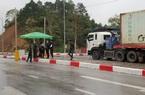 Giảm ùn tắc, XNK hơn 2.000 hàng hóa qua cửa khẩu biên giới với Trung Quốc