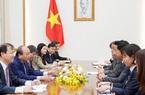 Aeon tham vọng đạt 500 triệu USD xuất khẩu hàng hóa Việt Nam sang Nhật
