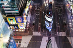 Đường phố New York vắng lặng vì dịch virus corona