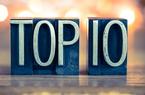Top 10 cổ phiếu tăng/giảm mạnh nhất tuần: Nhóm cổ phiếu thị trường mất phanh