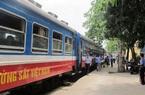 Đường sắt dừng chạy hàng ngày tàu Hà Nội - Hải Phòng