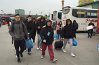 Nghỉ Tết 2021: Còn nhiều vé tàu, Hà Nội tăng cường xe khách