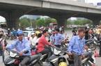 Tạm ngưng hoạt động xe ôm để phòng chống Covid-19 ở Hà Nội