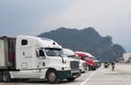 Lạng Sơn: Đội lái xe đưa hàng xuất khẩu sang Trung Quốc chính thức vận hành