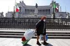 Kinh tế Ý có thể bị tụt dốc 6% vì lệnh phong tỏa