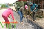 Nông thôn mới Sơn La: Khi nhân dân đồng lòng góp sức, góp của