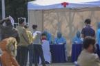 Hà Nội test nhanh người buôn bán hoa tại các khu chợ liên quan bệnh nhân 243
