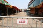 Khung cảnh vắng vẻ, đìu hiu tại chợ hoa lớn nhất Hà Nội trong mùa dịch virus corona