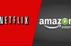 Netflix và Amazon liên tục lập đỉnh phố Wall