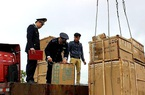 Hải quan Lạng Sơn thu ngân sách quý I giảm 18,5%