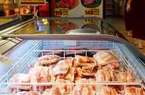 Thịt lợn nhập khẩu giá rẻ không ngờ, lợn hơi giảm, giá thịt bán lẻ vẫn chót vót