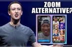 Cổ phiếu Zoom tụt 6% sau khi Facebook ra mắt ứng dụng gọi nhóm 50 người Messenger Rooms