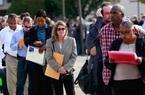 10 triệu người Mỹ xin trợ cấp thất nghiệp và con số đang tăng nhanh từng ngày