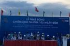 Thi đua 102 ngày đêm dự án nhà máy điện mặt trời Trung Nam – Thuận Nam