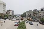 Đoạn đường 300 mét thi công hơn 10 năm chưa xong ở Hà Nội