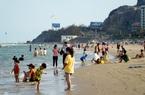 Sâu biển xuất hiện, kéo dài nhiều km ở biển Vũng Tàu