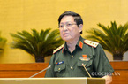 Bộ trưởng Quốc phòng Ngô Xuân Lịch: Biên giới quốc gia là bất khả xâm phạm