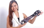 Trịnh Khánh Hạ: Cô gái Việt 25 tuổi mang cánh tay giả sang Hà Lan dự thi startup quốc tế