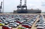 Nhập khẩu ôtô tháng 4/2020 giảm sâu