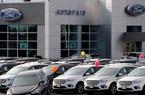 Doanh số bán ô tô tháng 4 tại thị trường Mỹ giảm mạnh nhất trong cả thập kỉ