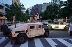 Bạo loạn ở Mỹ: Vệ binh quốc gia nhiễm Covid-19 từ người biểu tình