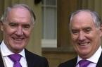 'Nội chiến' gia tộc cặp song sinh giàu nhất nước Anh