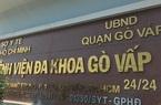 Cách chức Giám đốc Bệnh viện Gò Vấp bị tố gom khẩu trang