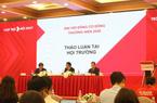 Chủ tịch HĐQT Techcombank Hồ Hùng Anh nói về mục tiêu tăng trưởng lợi nhuận 1% năm 2020